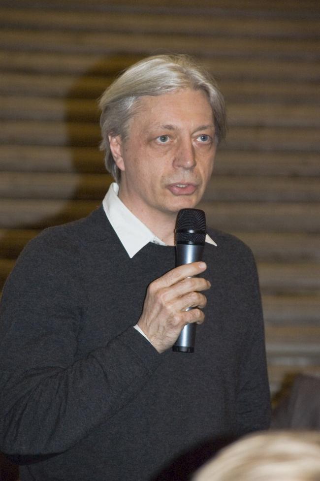 Юрий Аввакумов. Фото Елены Петуховой