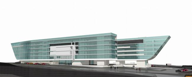 Офисный комплекс «Аэрофлот – российские авиалинии»