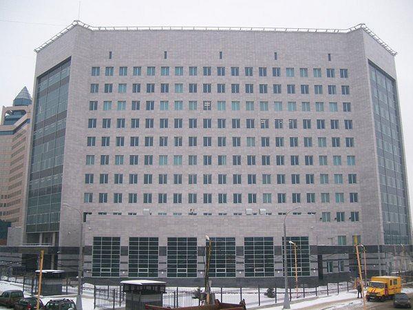 Здание Арбитражного суда города Москвы. «АРХИНЖ» АП № 1
