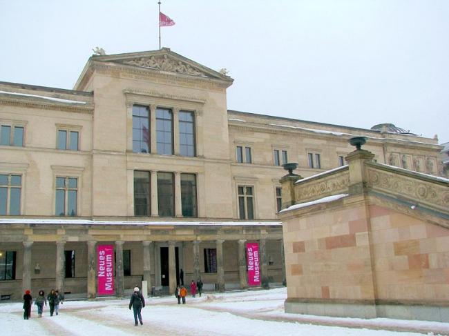 Новый музей – реконструкция