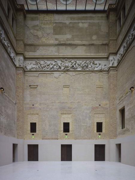 Новый музей - реконструкция