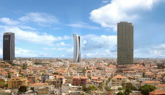 Башня «Ория»