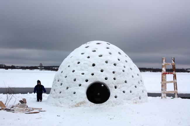 «Снежный хаммам» бюро 610
