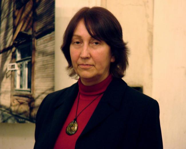 Ирина Агафонова, главный архитектор НИП «Этнос»