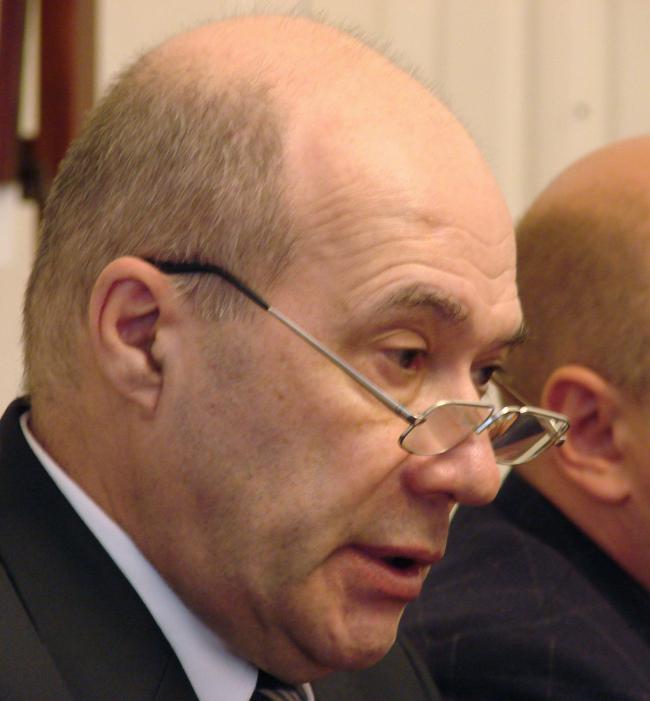 Президент союза архитекторов России Андрей Боков