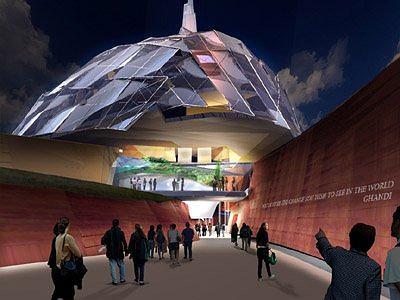 Канадский Музей прав человека. Проект