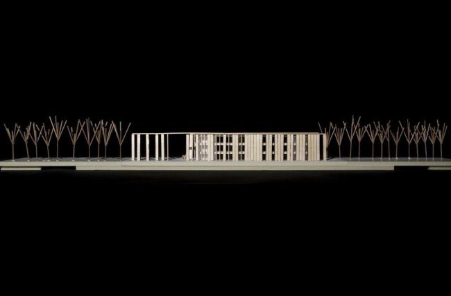 Кампус Саттон-Бонингтон Университета Ноттингема