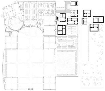 Кладбище Сан-Микеле – новая территория © David Chipperfield Architects