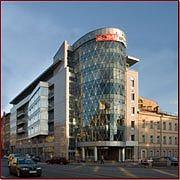 Бизнес-центр «Аполло», Санкт-Петербург. Мастерская Интерколумниум