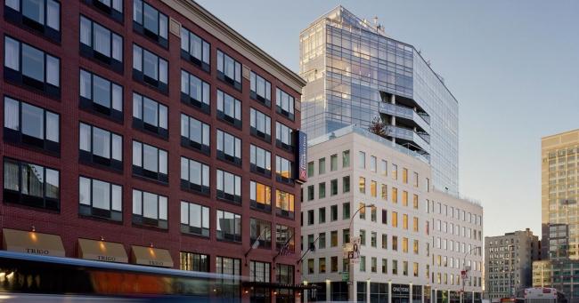 Жилой комплекс ONE York © TEN Arquitectos
