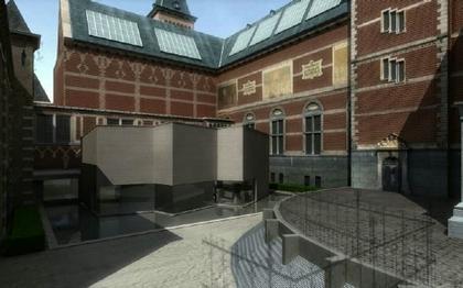 Новый Рейксмузеум. Проект. 2006