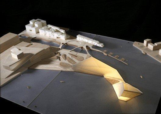 «Диллер Скофидио + Ренфро». Конкурсный проект Музея Мунка