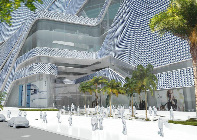 Комплекс Central Embassy © AL_A