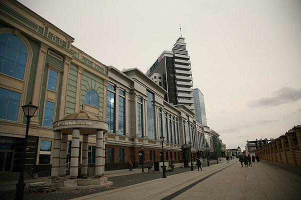 """GRAND HOTEL KAZAN"", г.Казань. Архитектор: Р. Сафин"