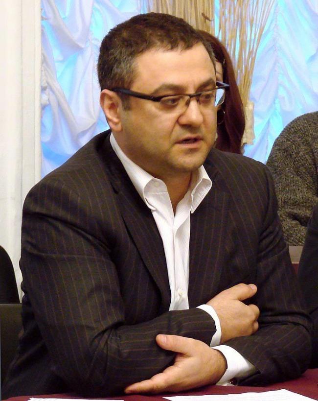 Артур Маркарян, глава ассоциации девелоперов и гендиректор компании «Главстрой»