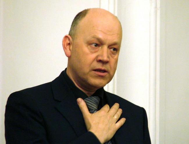 Павел Андреев, руководитель мастерской №14 Моспроекта-2