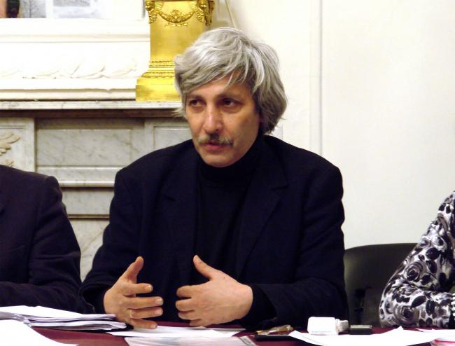 Михаил Хазанов, архитектор. Ведущий архитектор ЗАО «Курортпроект» и руководитель ПТАМ Михаила Хазанова