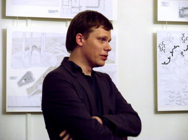 Константин Ходнев, один из руководителей бюро «ДНК»