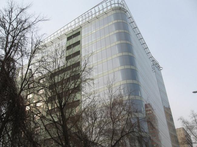 Административно-гостиничный комплекс, Ботанический пер., 3. «Попов и архитекторы».