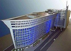 Торгово-деловой центр «Китеж» Проектная организация: Моспроект-4. Фото с сайта «Другая Москва»