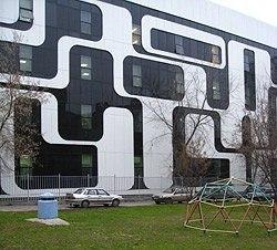 Реконструкция офисного здания «Интеллект Телеком», ул. Мельникова, 29. «Проект-21 Архитектура».
