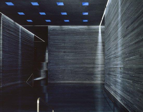 Термальные бани в Вальсе. Фото © Helene Binet