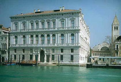Палаццо Грасси в Венеции. 18 век