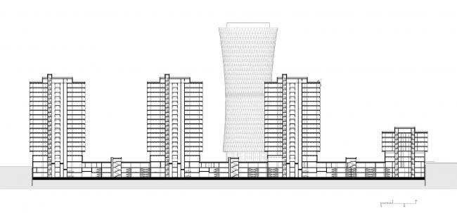 Деловой центр «Кронштадтский»