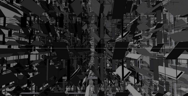 Сайт ТПО «Резерв». Лаконичная заставка – одна из студийных работ «Резерва»