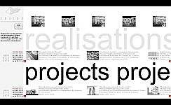 Сайт ТПО «Резерв». Предыдущая версия, на основе которой сделан дизайн нового сайта