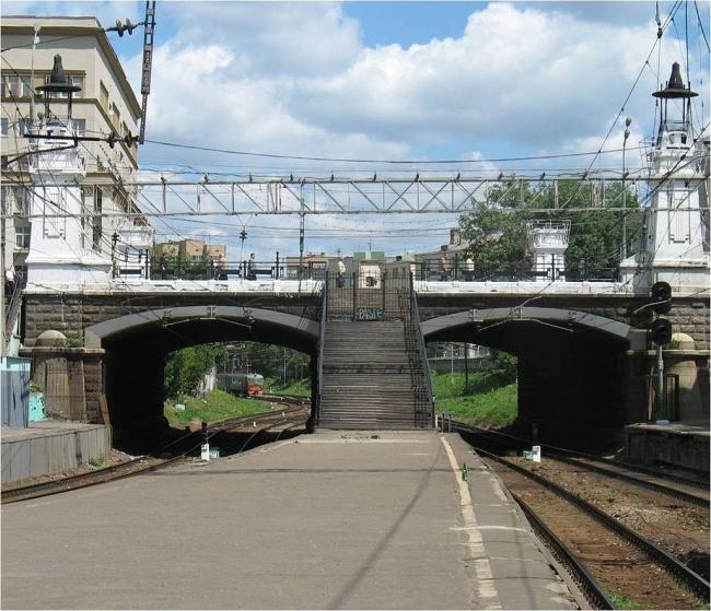 Тверской путепровод
