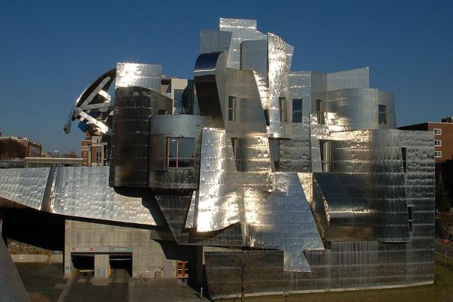 Музей искусств Вейсмана. Фото: David via Wikimedia Commons. Лицензия CC-BY-SA-2.0