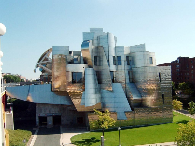 Музей искусств Вейсмана. Фото: Chris 73 via Wikimedia Commons. Фото находится в общественном доступе