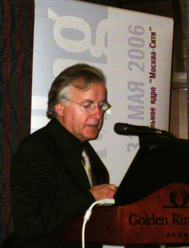 Манфред Громанн, директор и основатель строительно-инженерного бюро «Bollinger + Grohman»