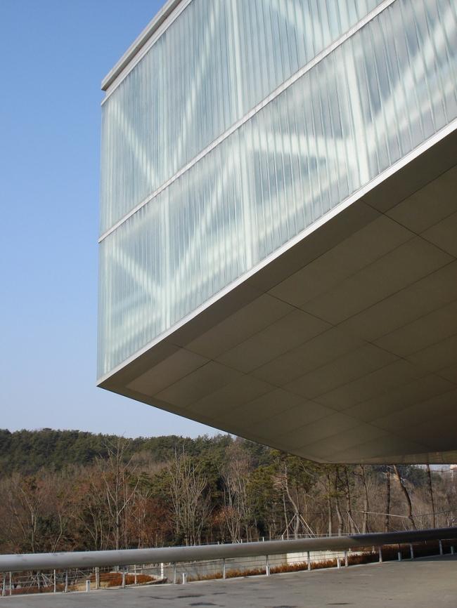 Музей искусств Сеульского национального университета. Фото: Timothy Brown via flickr.com. Лицензия CC BY 2.0