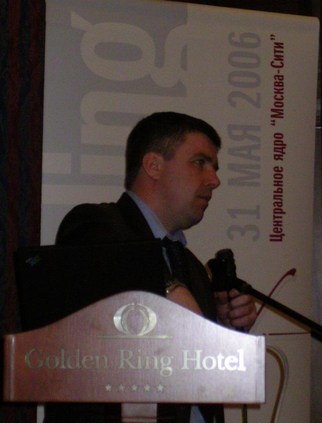 Константин Комисаров, коммерческий директор ЗАО «Шнейдер Электрик»