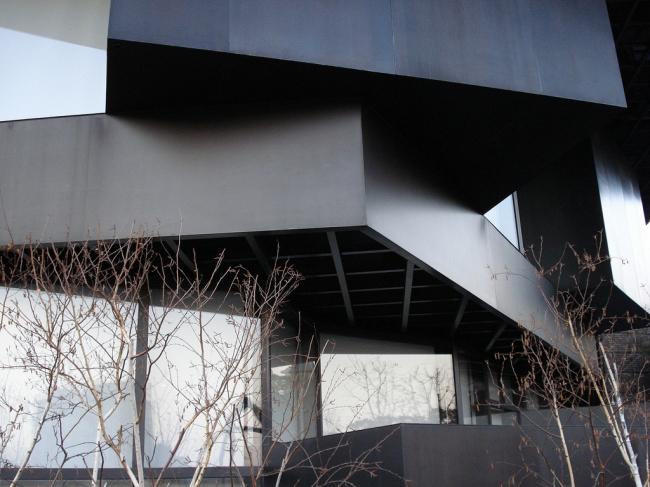 Leeum  - Музей искусств компании Samsung. Фото:   Timothy Brown via flickr.com. Лицензия CC BY 2.0