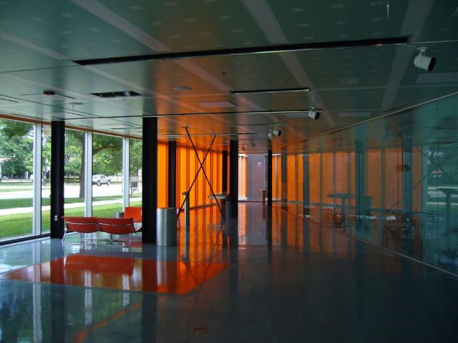 Центр МакКормик-Трибьюн. Фото: Jonathan Choe via flickr.com. Лицензия CC BY-ND 2.0