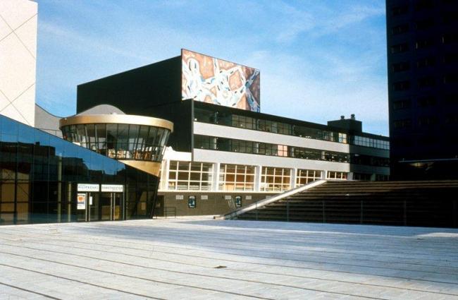 Нидерландский театр танца © OMA