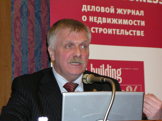Александр Кузьмин, главный архитектор Москвы