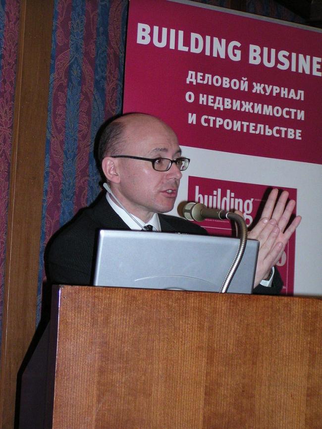 Билл Прайс, директор WSP Conculting Engineers (Англия)