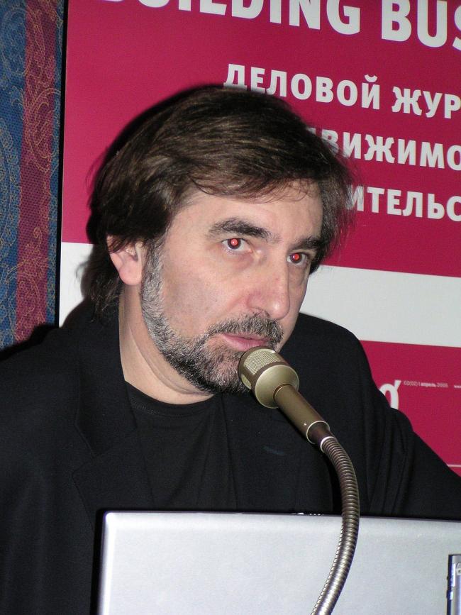 Сергей Скуратов, президент «Сергей Скуратов ARCHITECTS» (Москва)