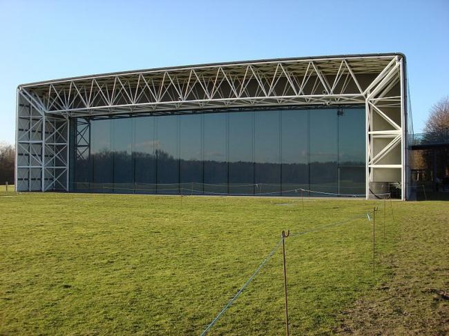 Центр изобразительных искусств Сейнсбери. Фото: Oxyman via Wikimedia Commons. Лицензия CC BY 2.5