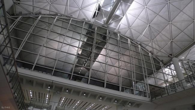 Аэропорт Чеп Лап Кок. Фото: FHKE via flickr.com. Лицензия CC BY-SA 2.0