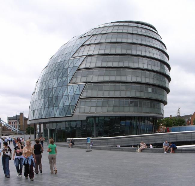 Здание Администрации Большого Лондона. Фото: Steve Cadman via flickr.com. Лицензия CC BY-SA 2.0