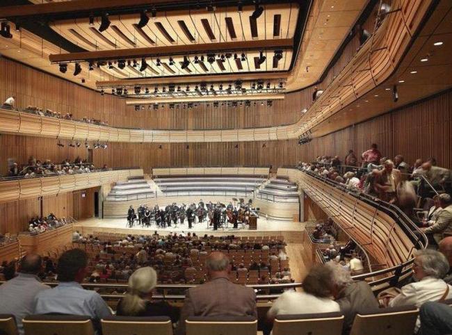 Концертный зал «Сейдж Гейтсхед»
