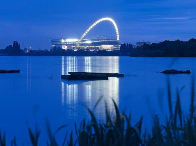 Стадион «Уэмбли». Фото: Forgemind ArchiMedia Follow via flickr.com. Лицензия CC BY 2.0