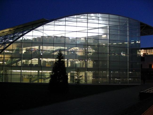Юридический факультет Кембриджского университета. Фото: Timwi  via Wikimedia Commons. Фото находится в общественном доступе