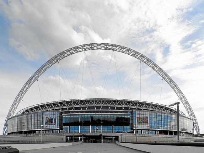 Стадион «Уэмбли». Фото: Wikiolo via Wikimedia Commons. Лицензия CC-BY-SA-3.0