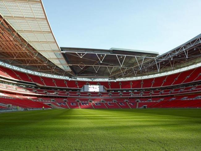 Стадион «Уэмбли» © Foster + Partners